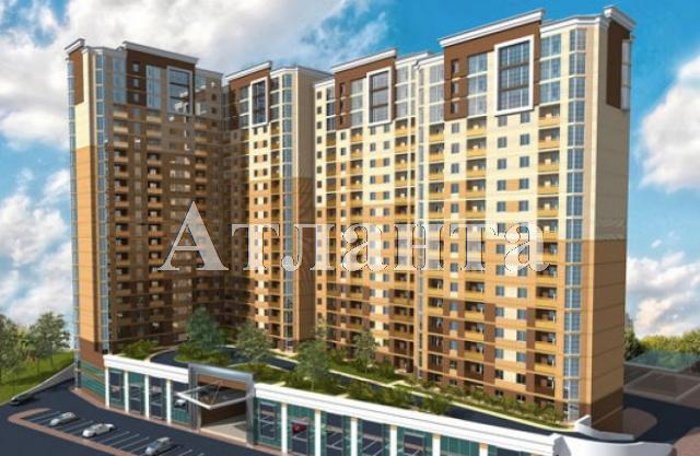 Продается 1-комнатная квартира в новострое на ул. Балковская — 26 570 у.е.