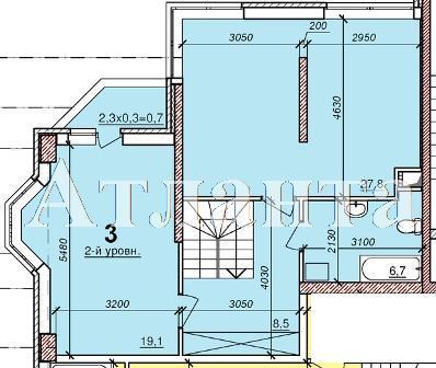 Продается 3-комнатная квартира в новострое на ул. Балковская — 71 690 у.е. (фото №2)