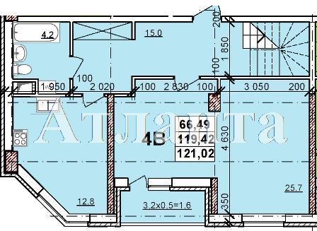 Продается 4-комнатная квартира в новострое на ул. Балковская — 70 030 у.е.