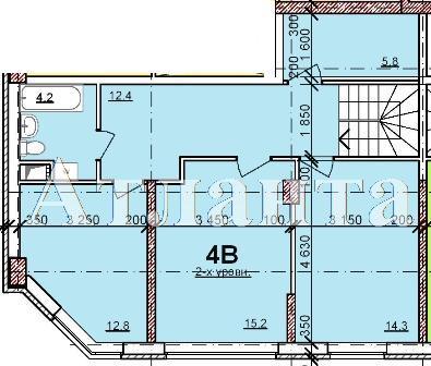 Продается 4-комнатная квартира в новострое на ул. Балковская — 70 030 у.е. (фото №2)