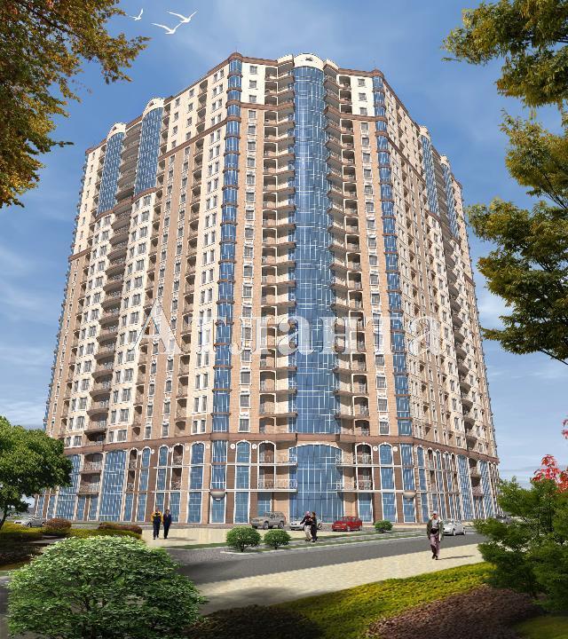 Продается 1-комнатная квартира в новострое на ул. Гагаринское Плато — 56 680 у.е. (фото №2)