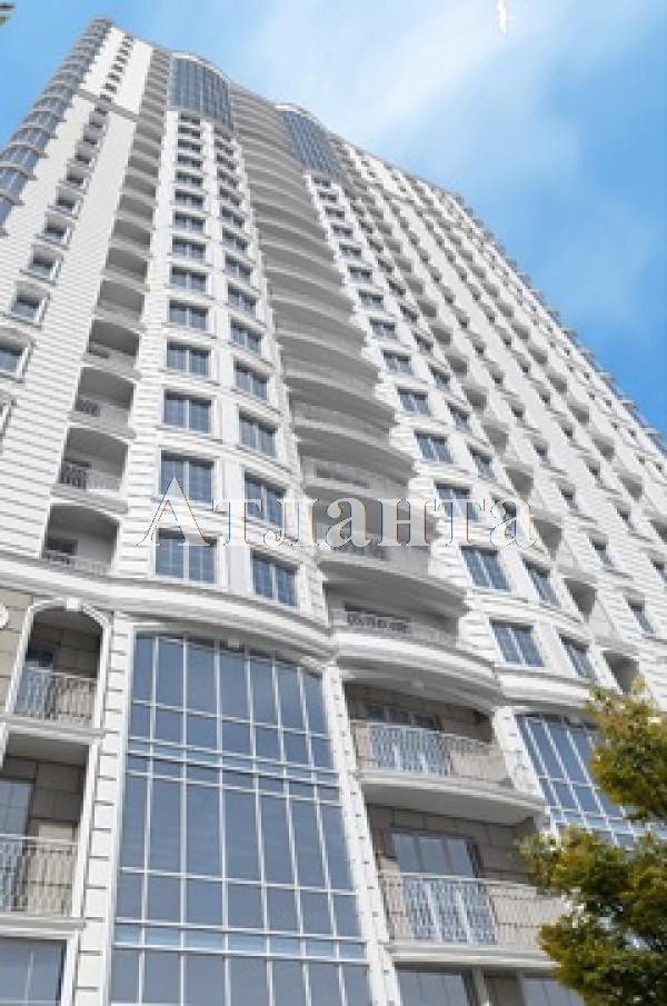 Продается 1-комнатная квартира в новострое на ул. Гагаринское Плато — 56 470 у.е. (фото №4)
