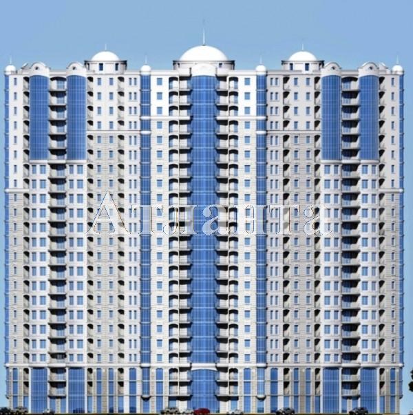 Продается 1-комнатная квартира в новострое на ул. Гагаринское Плато — 60 480 у.е. (фото №2)