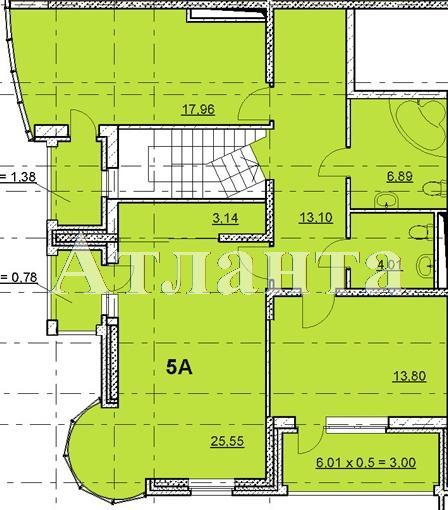 Продается 5-комнатная квартира в новострое на ул. Гагаринское Плато — 176 290 у.е. (фото №2)