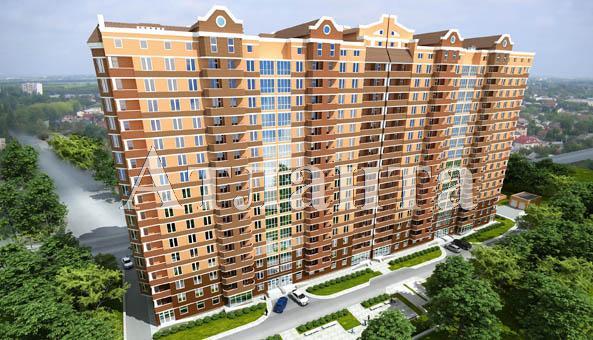 Продается 1-комнатная квартира в новострое на ул. Дюковская — 47 020 у.е.