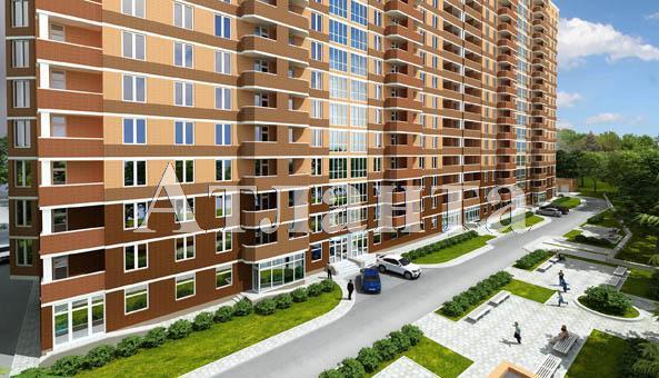 Продается 1-комнатная квартира в новострое на ул. Дюковская — 47 020 у.е. (фото №2)