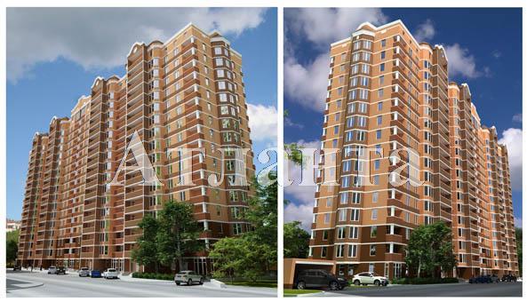 Продается 1-комнатная квартира в новострое на ул. Дюковская — 40 770 у.е. (фото №2)