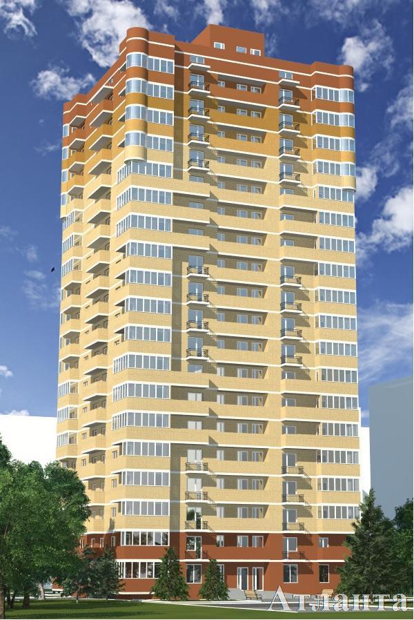 Продается 2-комнатная квартира в новострое на ул. Днепропетр. Дор. — 50 200 у.е.