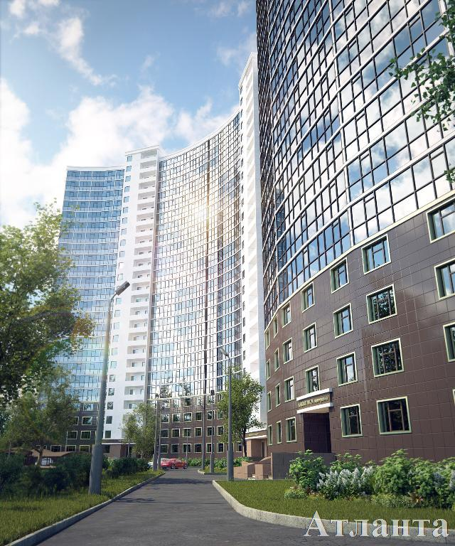 Продается 3-комнатная квартира в новострое на ул. Генуэзская — 91 000 у.е. (фото №3)