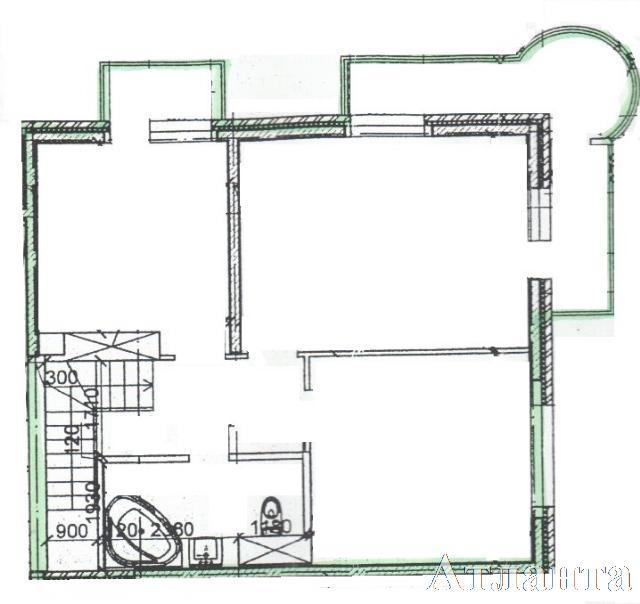 Продается 4-комнатная квартира в новострое на ул. Днепропетр. Дор. — 93 600 у.е. (фото №2)