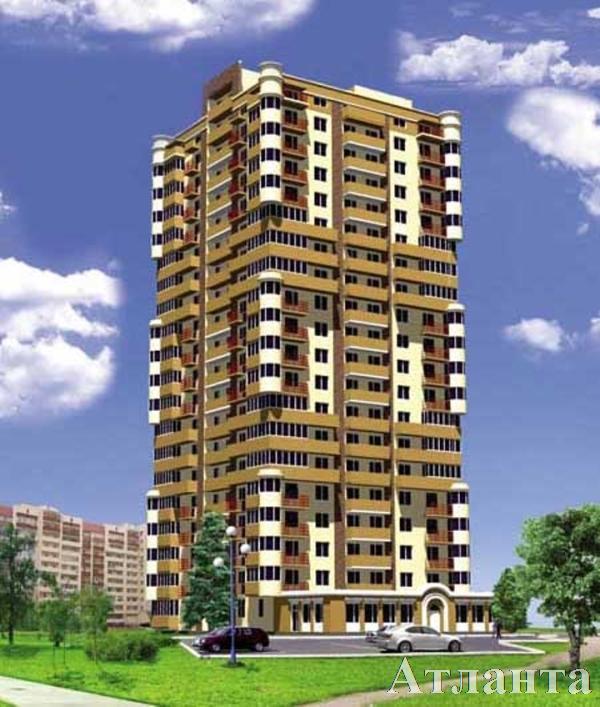 Продается 4-комнатная квартира в новострое на ул. Днепропетр. Дор. — 93 600 у.е. (фото №3)