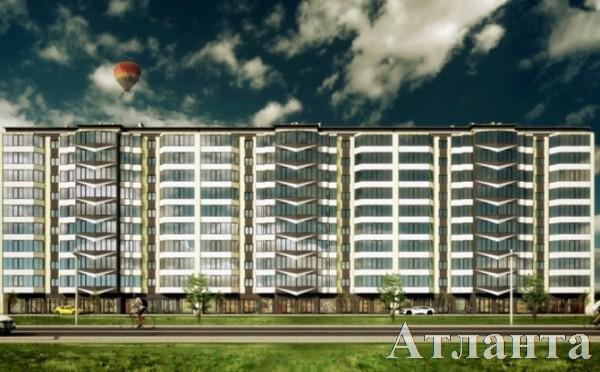 Продается 1-комнатная квартира в новострое на ул. Бочарова Ген. — 19 700 у.е.