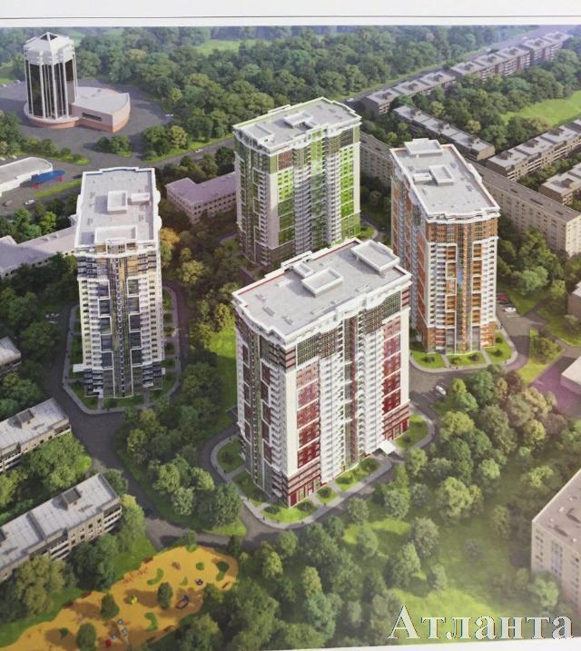 Продается 3-комнатная квартира в новострое на ул. Гагарина Пр. — 83 400 у.е. (фото №2)