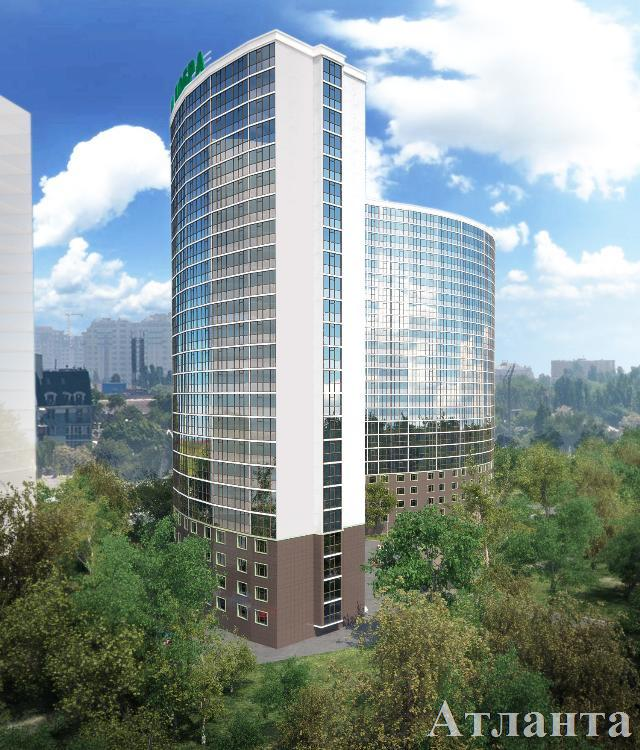 Продается 2-комнатная квартира в новострое на ул. Генуэзская — 76 300 у.е. (фото №2)