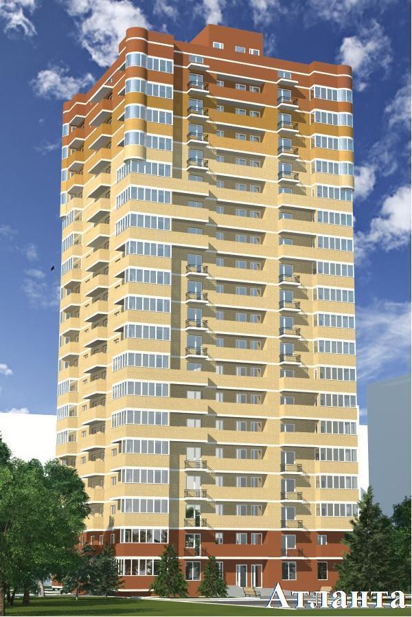 Продается 1-комнатная квартира в новострое на ул. Днепропетр. Дор. — 27 300 у.е.