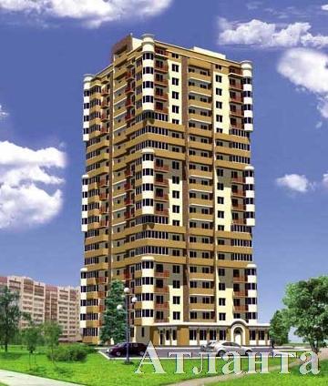Продается 1-комнатная квартира в новострое на ул. Днепропетр. Дор. — 27 300 у.е. (фото №2)