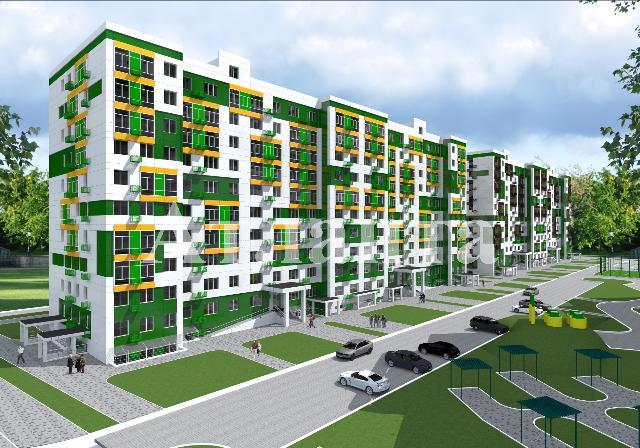 Продается 1-комнатная квартира в новострое на ул. Марсельская — 31 630 у.е.