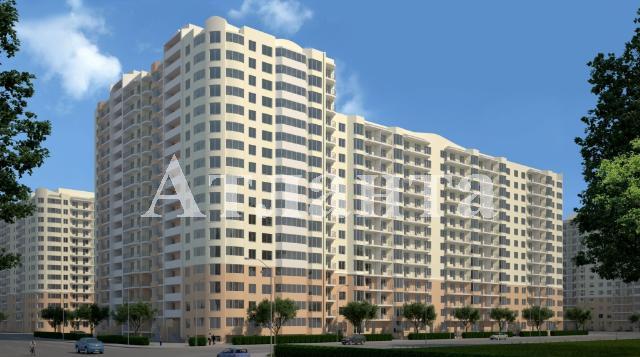Продается 1-комнатная квартира в новострое на ул. Костанди — 42 000 у.е. (фото №2)