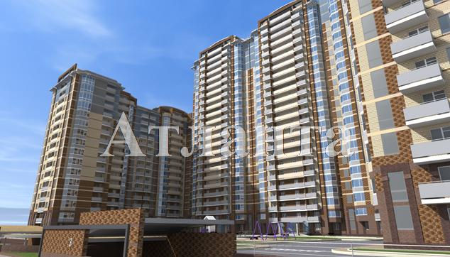 Продается 1-комнатная квартира в новострое на ул. Жаботинского — 33 150 у.е. (фото №3)