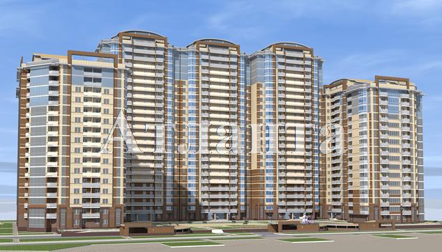 Продается 1-комнатная квартира в новострое на ул. Жаботинского — 56 240 у.е. (фото №3)