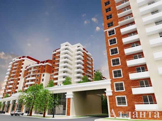 Продается 1-комнатная квартира в новострое на ул. Генерала Цветаева — 27 610 у.е. (фото №2)