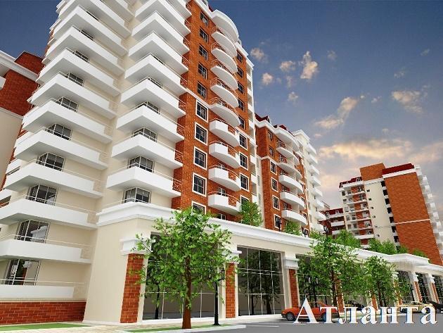 Продается 1-комнатная квартира в новострое на ул. Генерала Цветаева — 25 230 у.е.