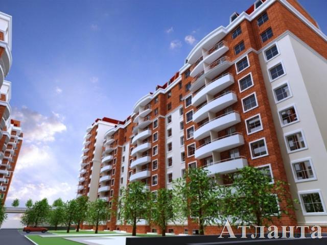 Продается 1-комнатная квартира в новострое на ул. Генерала Цветаева — 25 230 у.е. (фото №2)