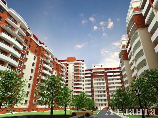 Продается 1-комнатная квартира в новострое на ул. Генерала Цветаева — 22 770 у.е. (фото №3)