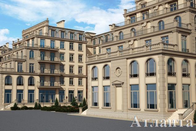 Продается 3-комнатная квартира в новострое на ул. Греческая — 101 980 у.е. (фото №2)