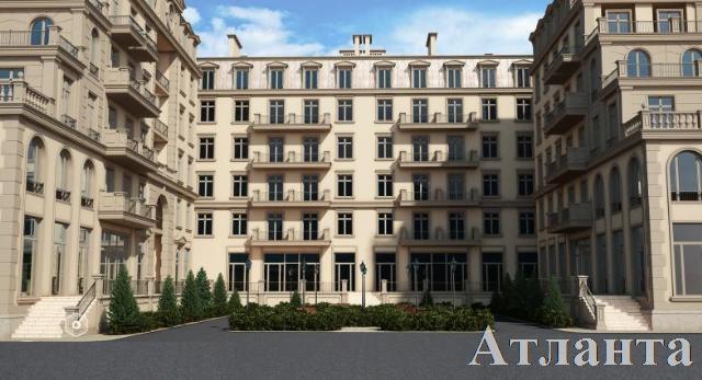 Продается 1-комнатная квартира в новострое на ул. Греческая — 54 640 у.е. (фото №4)