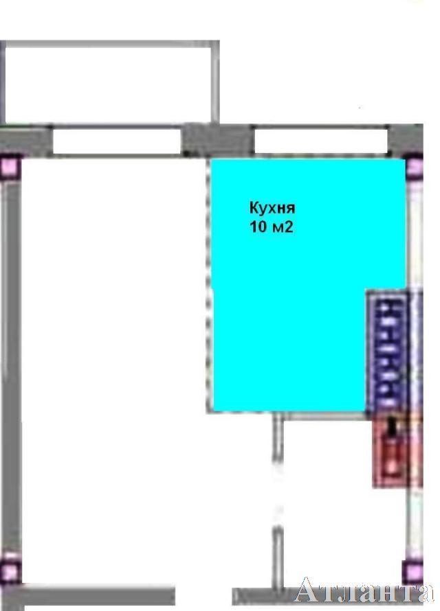 Продается 1-комнатная квартира в новострое на ул. Греческая — 45 580 у.е.