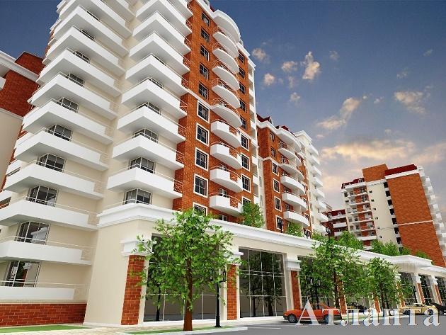 Продается 1-комнатная квартира в новострое на ул. Генерала Цветаева — 55 590 у.е.