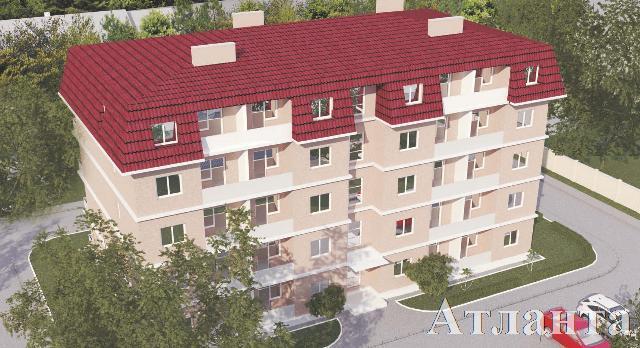 Продается 1-комнатная квартира в новострое на ул. Красная — 14 810 у.е.