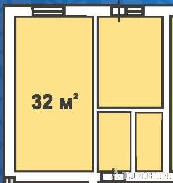 Продается 1-комнатная квартира в новострое на ул. Красная — 14 730 у.е.