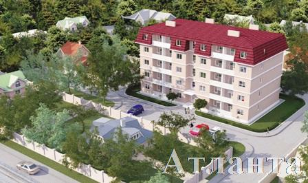 Продается 1-комнатная квартира в новострое на ул. Красная — 15 430 у.е.