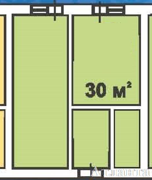 Продается 1-комнатная квартира в новострое на ул. Красная — 13 890 у.е.