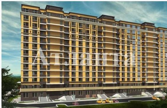 Продается 1-комнатная квартира в новострое на ул. 1 Мая — 22 230 у.е.