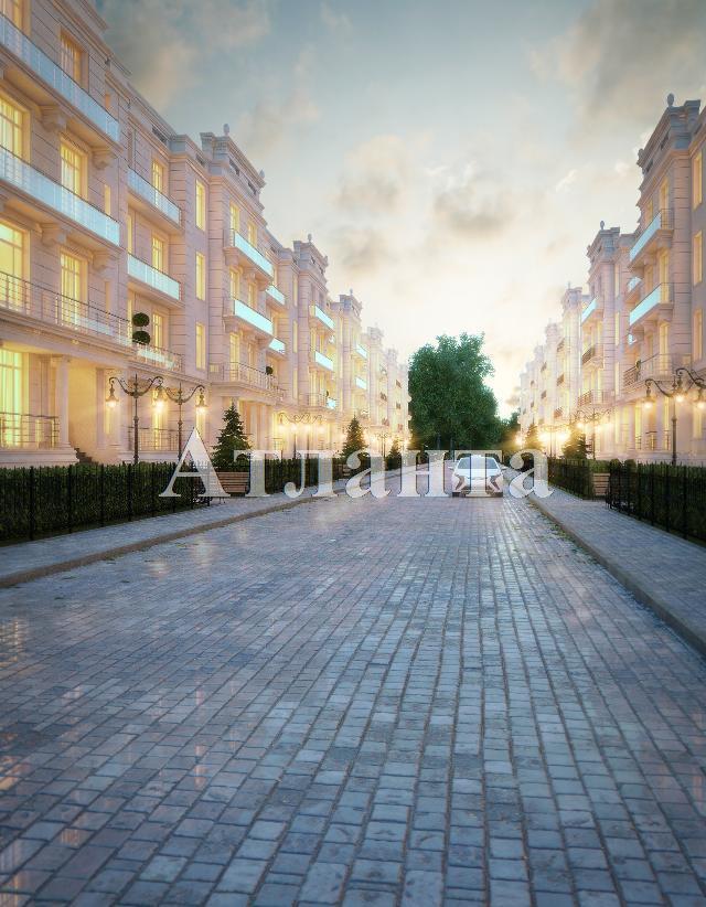 Продается 3-комнатная квартира в новострое на ул. Фонтанская Дор. — 105 700 у.е.