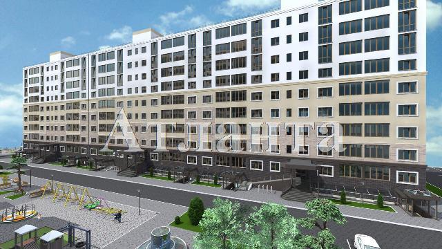 Продается 1-комнатная квартира в новострое на ул. Пестеля — 25 000 у.е. (фото №3)