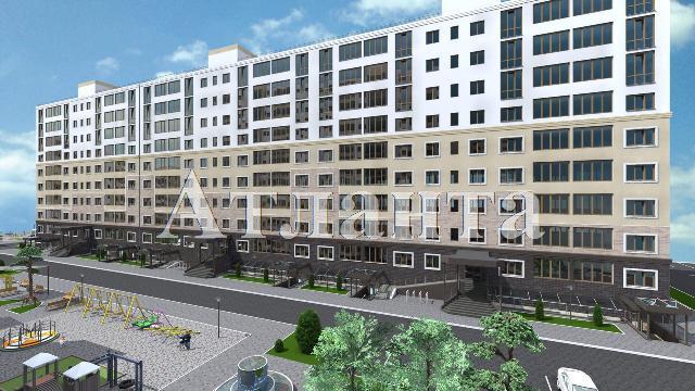 Продается 2-комнатная квартира в новострое на ул. Пестеля — 33 500 у.е.