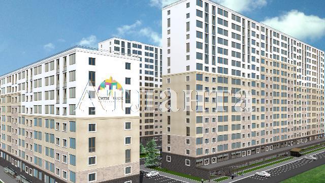 Продается 3-комнатная квартира в новострое на ул. Пестеля — 47 300 у.е.