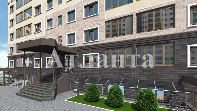 Продается 3-комнатная квартира в новострое на ул. Пестеля — 47 300 у.е. (фото №2)