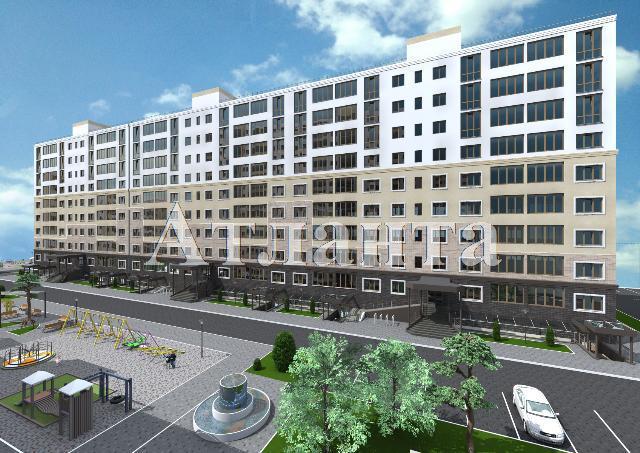 Продается 2-комнатная квартира в новострое на ул. Пестеля — 43 100 у.е.