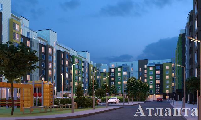Продается 3-комнатная квартира в новострое на ул. Заболотного Ак. — 48 700 у.е. (фото №2)