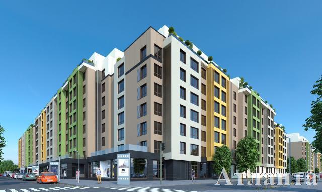 Продается 3-комнатная квартира в новострое на ул. Заболотного Ак. — 48 200 у.е. (фото №2)