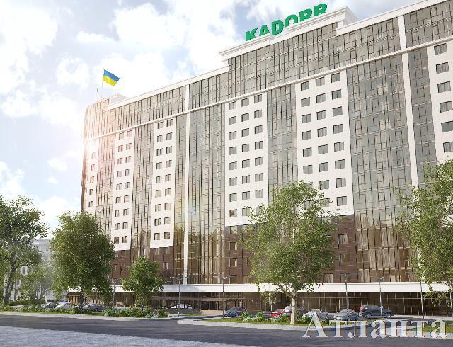 Продается 2-комнатная квартира в новострое на ул. Фонтанская Дор. — 66 700 у.е. (фото №2)
