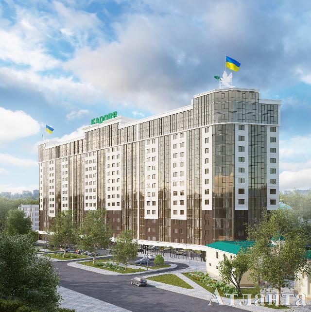 Продается 2-комнатная квартира в новострое на ул. Фонтанская Дор. — 53 500 у.е. (фото №2)