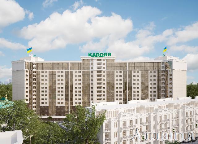 Продается 2-комнатная квартира в новострое на ул. Фонтанская Дор. — 65 100 у.е.