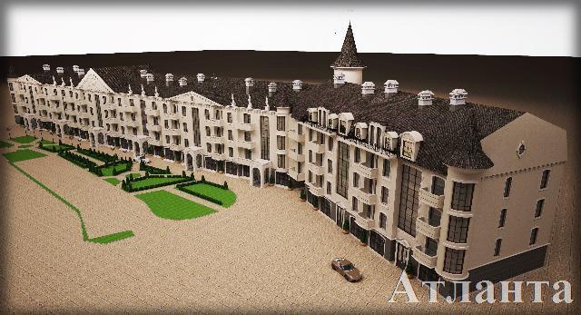 Продается 3-комнатная квартира в новострое на ул. Руанский Пер. — 140 800 у.е. (фото №3)