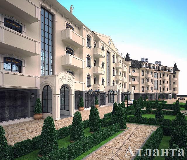 Продается 3-комнатная квартира в новострое на ул. Руанский Пер. — 122 480 у.е.